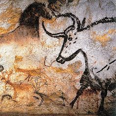 The best prehistoric sites in France, including Carnac, Lascaux, Chauvet and other major sites of prehistoric art and life Homo Habilis, Prehistoric Age, Painting Corner, Lascaux, Golden Calf, Stone Age, Environmental Science, Ancient Art, Ancient History