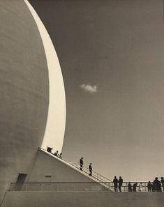 New York World's Fair of 1939-1940 : Semi-Lunar | Photo : Arthur Hammond