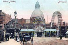 Theatres and Halls in Blackpool, Lancashire, Wintergarden