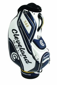 Offering exquisite detailing these mens golf staff bags by Cleveland feature 7 conveniently placed pockets and an insulated cooler pocket Golf 2, Play Golf, Golf Ball, Golf Bags For Sale, Golf Etiquette, Golf Stance, Cleveland Golf, Golf Umbrella, Club Face