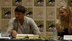 Josh complimenting Jennifer.
