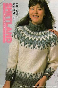 New Knitting Cardigan Diy Fair Isles Ideas Fair Isle Knitting Patterns, Knitting Blogs, Sweater Knitting Patterns, Knitting Sweaters, Icelandic Sweaters, Fair Isles, Knit Cardigan, Knit Crochet, Yandex Disk