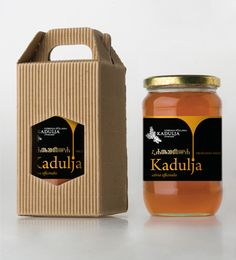 Beekeepers Association ''Kadulja'' by Babushke , via Behance