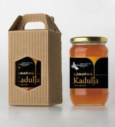 Beekeepers Association ''Kadulja'' by Babushke , via Behance