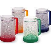 Found it at Wayfair - Double Wall Gel Freezer Mug