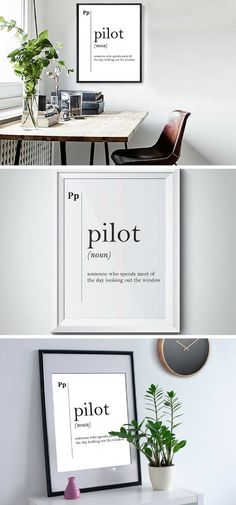 I work for an airline and have to say this is completely true, haha! Although the pilot's might have something to say about it ;) #quotes #walldecor #ad  #wallart #homedecor #oybpinners #jpg #printable #typography #digital #download #quote #humour #pilot #flying #aviation #minimalist