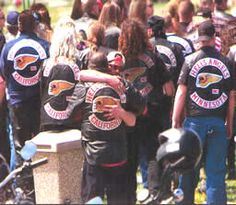 Hells Angels California and Minnesota