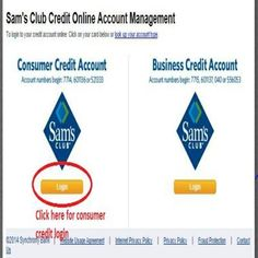 Capital one gm credit card login to access online account get connected with sams club through sams club credit card login colourmoves