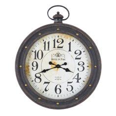 Hotel Du Parc Clock