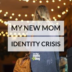 My New Mom Identity Crisis :: And How I Got Through It