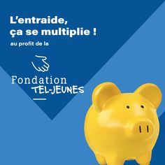 LesPAC donne 10 000$ à la Fondation Tel-jeunes et vous invite à vous impliquer avec un don additionnel de 10$/annonce communautaire! Lien dans notre bio pour plus d'info. Info, Decoration, Piggy Bank, Movie Posters, Movies, Design, 2016 Movies, Decorating, Money Box