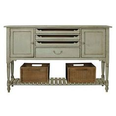 Great Rooms Farmhouse Sideboard