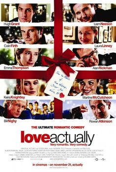 Movie Posters Love Actually