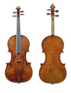 Guarneri, Peter Mantua, 1710  Violin