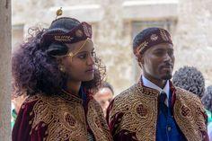 Äthiopische Hochzeit in Kana di Bplenkers