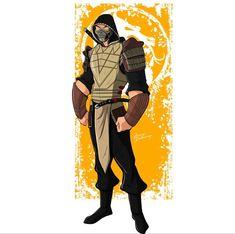 Mortal Kombat, Fanart, Scorpion, Profile, Instagram, World, Scorpio, User Profile, Fan Art