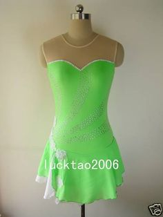 Gorgeous Figure Skating Dress Ice Skating Dress | eBay