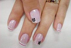 Pin by Kazys Lukošius on woman manicure Fingernail Designs, Toe Nail Designs, Elegant Nails, Stylish Nails, French Nails, Toe Nails, Pink Nails, Nagel Hacks, Nail Decorations
