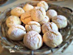 ...ultimissime dal forno...: UN BISCOTTO AL GIORNO: 3 Dicembre, Biscotti al limone