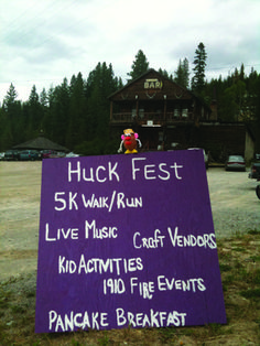 One of the great things about living in the NW is huckleberry season. Here's some great activities to check out.