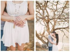 Lake Hodges Engagement Session: Alicia + Chris