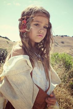 Sun Kissed Summer looks for the little's Mini Boho Princess. Jewelry for girls, festival style. Tween Fashion, Toddler Fashion, Girl Fashion, Little Girl Outfits, Kids Outfits, American Clothing Brands, Beautiful Children, Beautiful People, Cute Kids