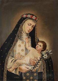 Spe Deus: Santa Rosa de Lima, padroeira da América Latina
