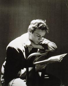 """Cecil Beaton: """"Marlon Brando"""", 1947"""