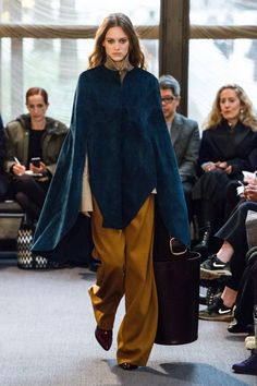 Derek Lam Fall 2018 Ready-to-Wear Fashion Show Collection