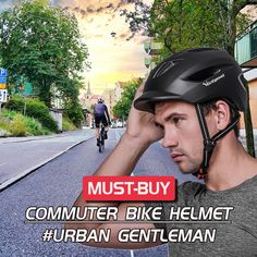 🚴 Still looking for a helmet for commuting? 😍 Perfect helmet with all pro urban features! 👔 Get it and be the urban cycle gentleman. 🌎 50% OFF & WORLDWIDE FREE SHIPPING. #cycling #bicyclehelmet #victgoal #cyclelife Commuter Cycling, Road Cycling, Cycling Helmet, Bicycle Helmet, Aircraft Structure, Cycle To Work, Air Ventilation, Urban Bike, Helping People