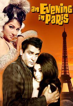 An Evening In Paris 1967 | Shammi Kapoor | Sharmila Tagore | Bollywood