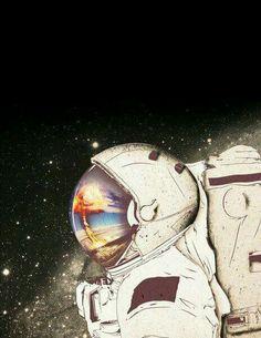 Astronautas.