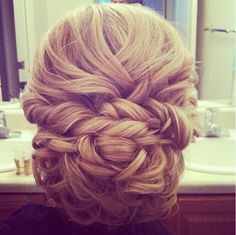 i want to do this  Hairstyle for my 6 fare well
