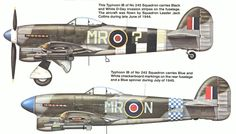 Hawker Typhoons
