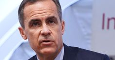 Again scaremongering doing his pro EU masters work  Mark Carney says growth could fall and unemployment rise if we vote to leave the EU