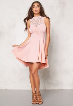77thFLEA Tamale Dress Light Pink
