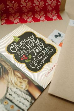 Win $500 in Minted Holiday Cards! | Camille Styles