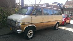 From Wikiwand: 1981 Chevrolet Sportvan Beauville