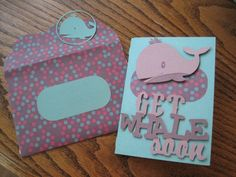 Handmade 5x7 Greeting Card Get Well Soon Get by PaperGoodsByBecky, $2.49