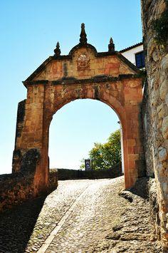 Arco de Felipe V (1742) Ronda (Málaga)