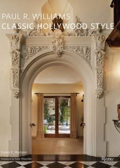 PaulWilliams classic hollywood style= new book to order