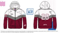 Mi diseño Little Blue Motorcycle Jacket, 21st, Athletic, Costumes, Memes, T Shirt, Jackets, Outfits, Fashion