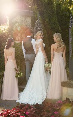 [ad] A style for every bride-to-be! Click to shop EssenseDesigns.com wedding dresses now!