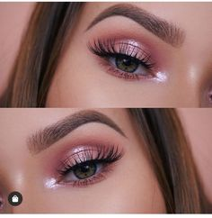 makeup yellow dress eye makeup is bad makeup glam makeup looks 2020 makeup mascara makeup hindi makeup wings makeup remover walmart Makeup Eye Looks, Creative Makeup Looks, Eyeshadow Looks, Eyeshadow Makeup, Rose Gold Eyeshadow, Eyeshadow Base, Eyeshadows, Makeup Looks Tumblr, Instagram Makeup Looks