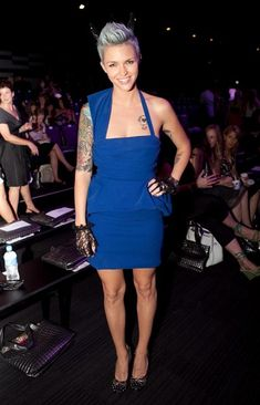L'Oreal Fashion Fest, 2010 - The Style Evolution of Ruby Rose - Photos