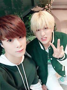 Moon bin e Jin Jin