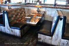 Junk filled pub decorating you won't believe! Mission Springs Brewing Company | Funky Junk InteriorsFunky Junk Interiors