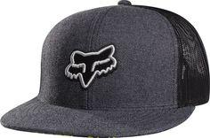 Fox Racing Perhaps Snapback Hat - Vulcinity … Dirt Bike Riding Gear, Fox Rider, Fox Brand, Fox Logo, Flat Hats, Metal Mulisha, Fox Racing, Cute Hats, Snap Backs
