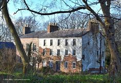 The Old Rectory in Andreas © Peter Killey - www.manxscenes.com