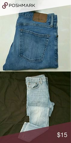 [Old Navy] Men's Slim Straight  Jeans Great condition. Price is firm unless bundle. First picture shows truest color. Old Navy Jeans Slim Straight